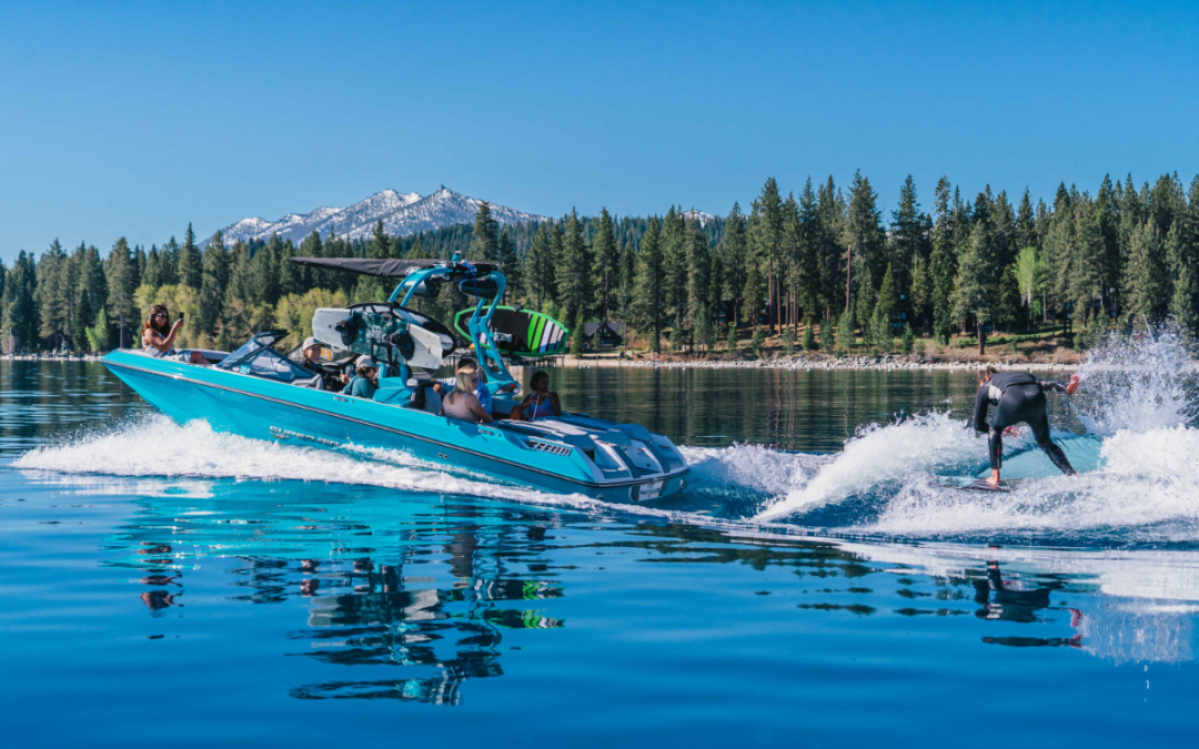 INGENITY LAUNCHES TAHOE EXPERIENCE FOR ITS GROUNDBREAKING 100% ELECTRIC TOWBOAT