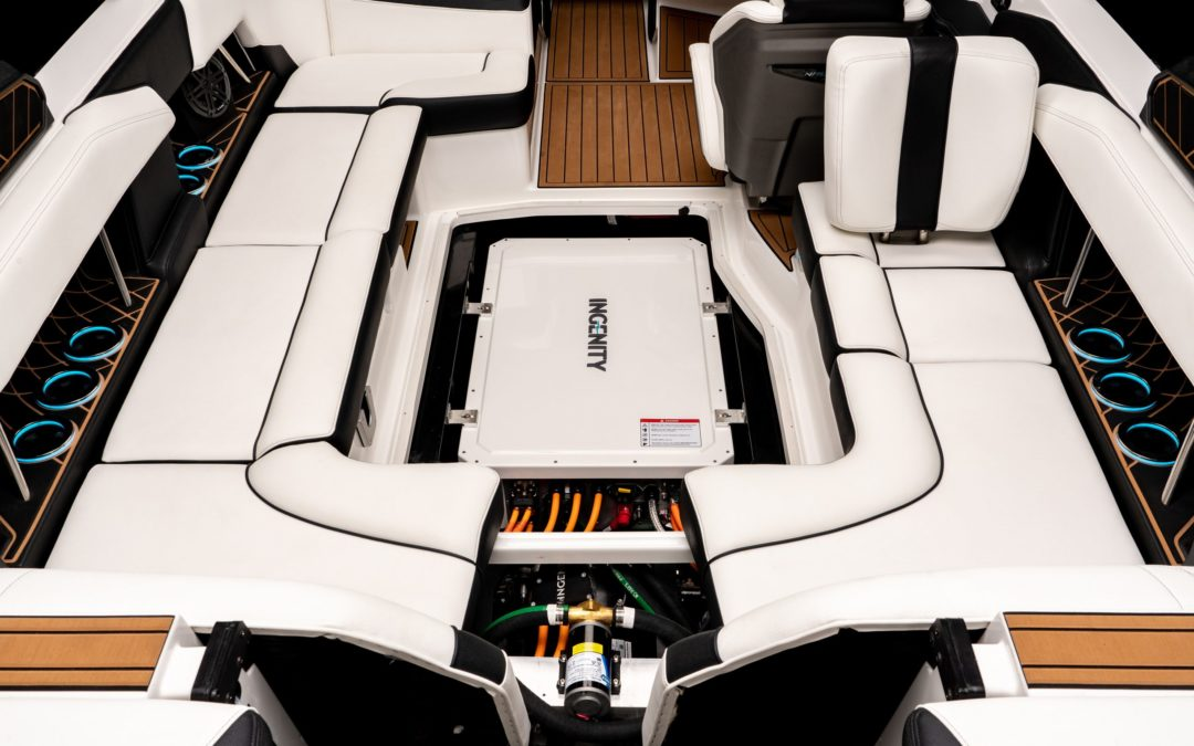 INGENITY ELECTRIC APPEARING AT BOAT SHOWS AROUND THE WORLD